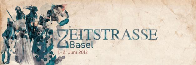 Zeitstrasse Basel 2013
